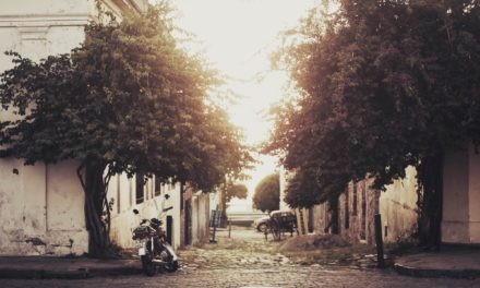 Ode to an 80-year-old Chinese: Climbing Sacramental Street (A Poem)