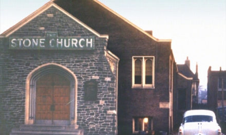 What Makes Life Meaningful (Sermon, Stone Church)