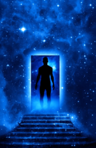 Figure 1. Staircase to self-transcendence.