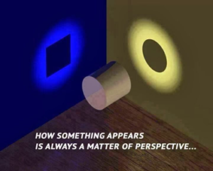 Figure 4. Perspective matters (Worldly Minds, 2014).