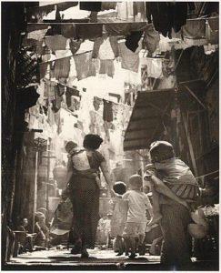 50s Street Scene