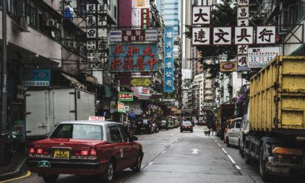 Hong Kong: A Haven for Chinese Refugees (Autobiography, Ch. 13)