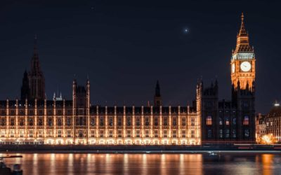 UK is Aflame with Meaning