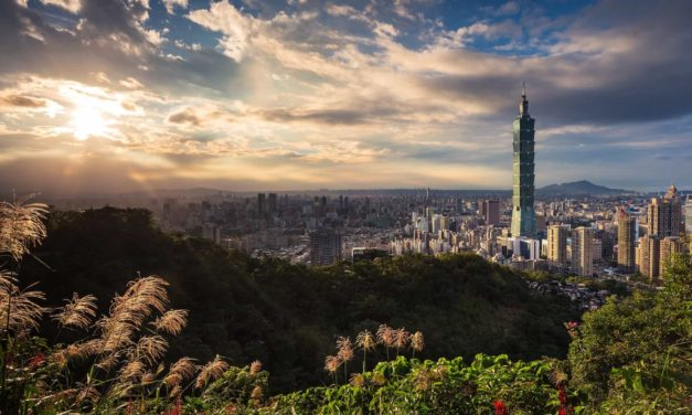 Why I Love Taiwan: My Academic Home (Autobiography, Ch. 22)