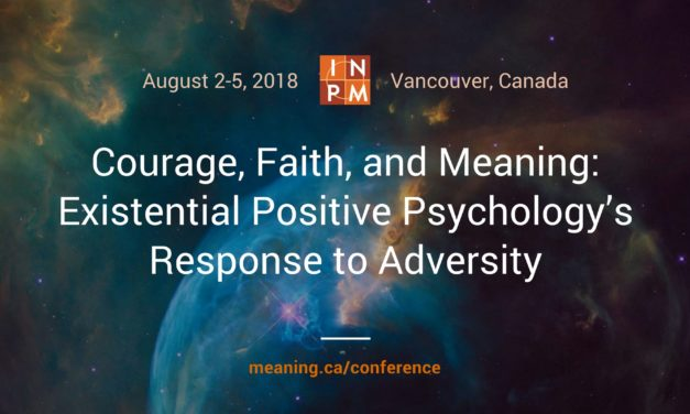 Why the 2018 Meaning Conference is Worth Attending