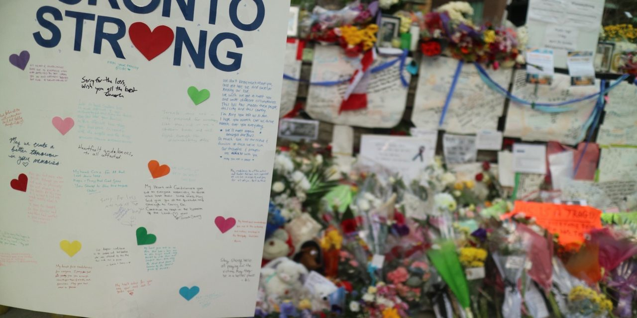 Meaning Therapy and the Toronto Van Attack