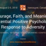 VancouverConference to ExplorethePowerof Meaning to Thrive in Difficult Times