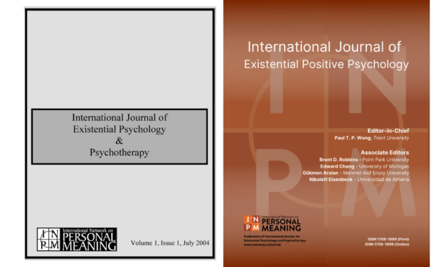 Existential Positive Psychology (PP 2.0) and Global Wellbeing: Why it is Necessary During the Age of COVID-19