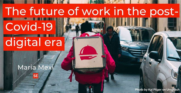 Transcend the Pandemic: How to Redesign the Future of Work