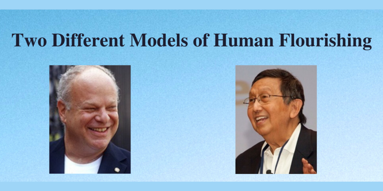 Two Different Models of Human Flourishing: Seligman's PERMA Model Versus Wong's Self-transcendence Model