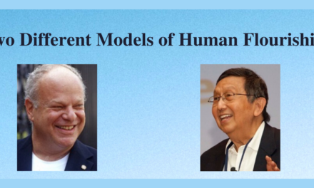 Two Different Models of Human Flourishing: Seligman's PERMA Model Versus Wong's Self-transcendence Model