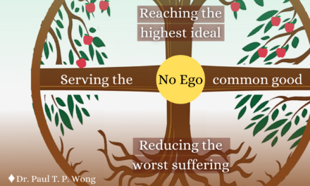 Meaning Conference Summit Symposium on From Suffering to Flourishing – Introduction